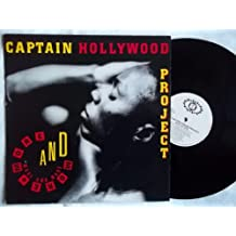 """CAPTAIN HOLLYWOOD PROJECT More and More 12"""" vinyl"""