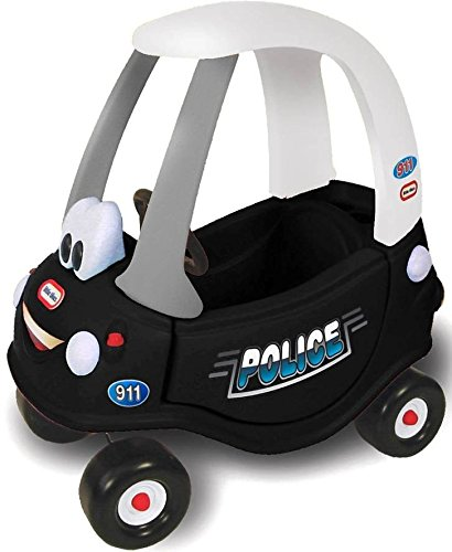 Little Tikes 612060 - Coche de policía del juguete