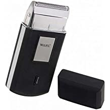Wahl 3615-0470 Máquina de afeitar de láminas Negro - Afeitadora (Máquina de afeitar de láminas, Negro, Batería, 45 h, 3 W, 220-240V AC, 50-60Hz)
