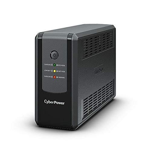 Cyberpower Ut650Eg - Cyberpower Pcs