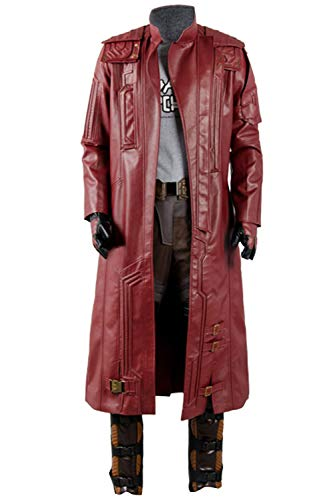 Star-Lord Adult Costume-Herren Mantel Outfit Cosplay