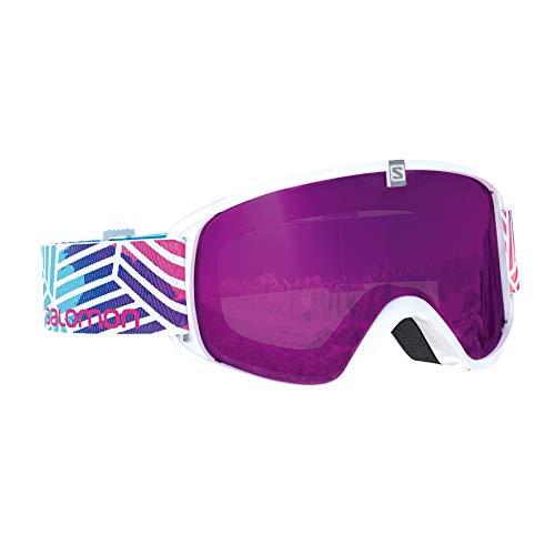 Salomon Trigger Gafas esquí niños 11-14 años, Tiempo