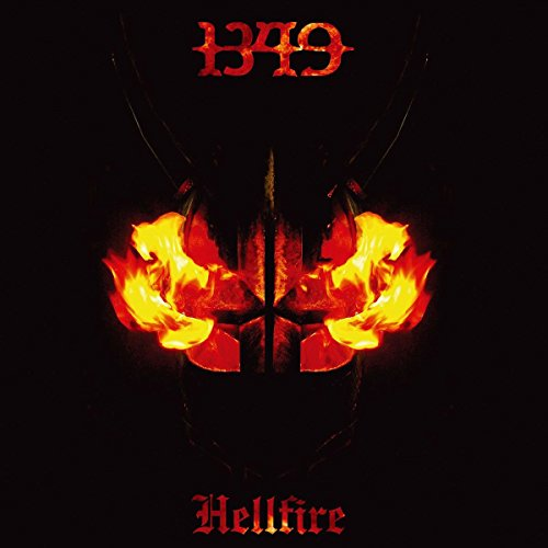 1349: Hellfire (Audio CD)