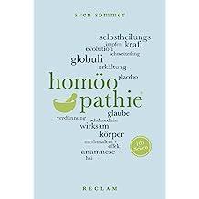 Homöopathie. 100 Seiten: Reclam 100 Seiten