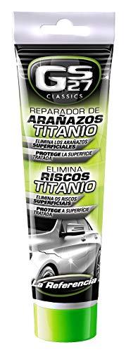 QUITA-ARAÑAZOS TITANIO GS27 150g