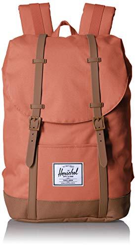 Herschel Bags Collection Retreat Rucksack 45 cm apricot Brandy-Saddle Brown -