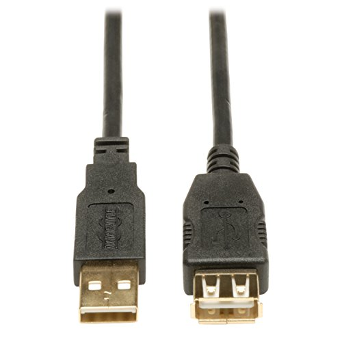 Tripp Lite U024-006 USB-Kabel, 1.83 m (6-ft.), schwarz, Stück: 1 -