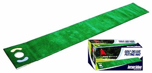 Longridge Tapis de putting deluxe golf 6' X 1'