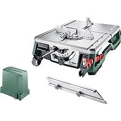 Bosch 0603B12000 NanoBlade AdvancedTableCut 52 Scie sur Table 550W