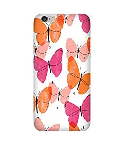 Orangle Butterfly Apple iPhone 6S Case