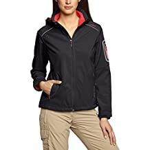 CMP ZIP HOOD softshell chaqueta mujeres