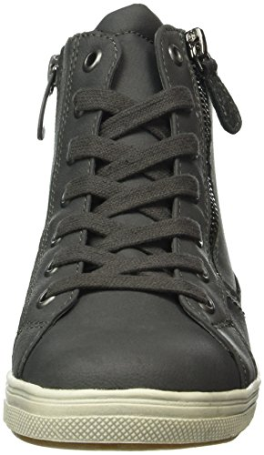 Supremo Damen 1626309 High-Top Grau (Coal)