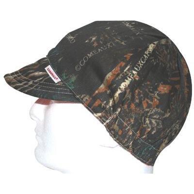 Comeaux Caps 118-2000-C-7-1/2 Deep Round Crown Caps, 7 1/2