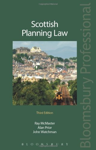 Scottish Planning Law by Raymond McMaster, Alan Prior, John Watchman (2013) Paperback