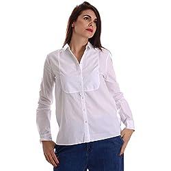 Pepe Jeans , Damen Pumps, weiß - Bianco - Größe: L