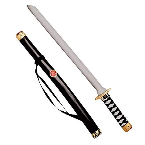 Schwert Samurai Kostüm - Widmann - Japanisches Ninja Schwert