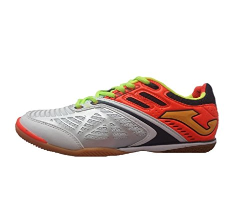 Joma , Chaussures pour homme spécial foot en salle - Blanca-Naranja ...