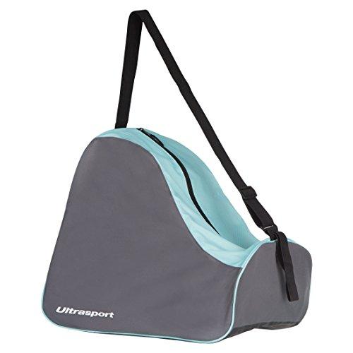 Ultrasport Inliner Tasche, 32 Liter, leichte Skate Bag für Rollschuhe und Inliner, XXL, auch als Schlittschuhtasche geeignet, Hellblau