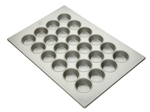 Focus Foodservice Commercial Bakeware Jumbo Muffin Pan 24-Cup Amco Pan
