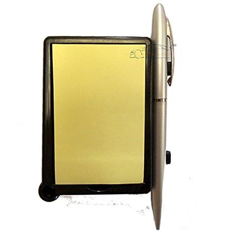 XtremeAuto® Car Dashboard Notepad and Clipon