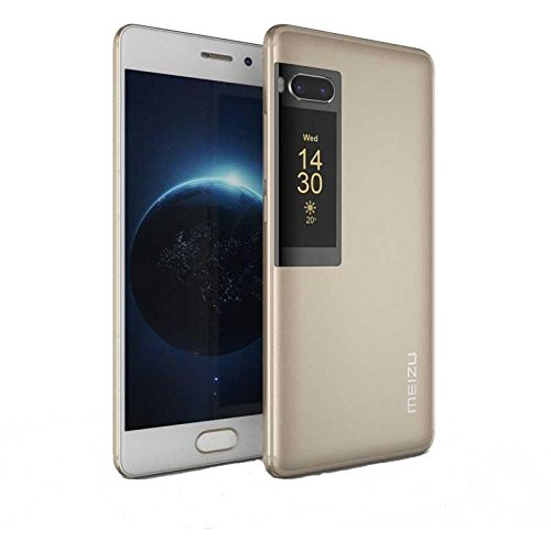 "Meizu Pro 7 Dual SIM 4G 64GB Gold - Smartphones (13.2 cm (5.2""), 64 GB, 12 MP, Android, 7.0, Gold)"