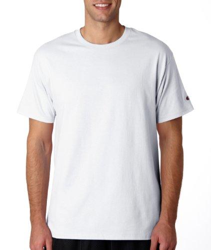champion-maglietta-sportiva-maniche-corte-uomo-white-xl