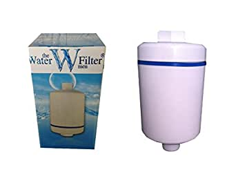 Inline Shower Water Filter x1 - Filters Lime and Chlorine For Healthier Hair And Skin