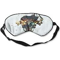 Eye Mask Eyeshade Art Painting Sleep Mask Blindfold Eyepatch Adjustable Head Strap preisvergleich bei billige-tabletten.eu