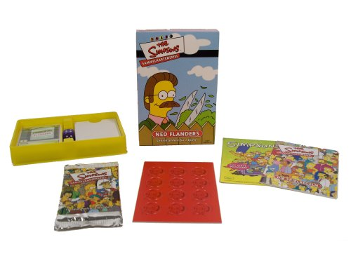 The Simpsons Sammelkartenspiel - Ned Flanders - Charakterdeck für 1 Spieler