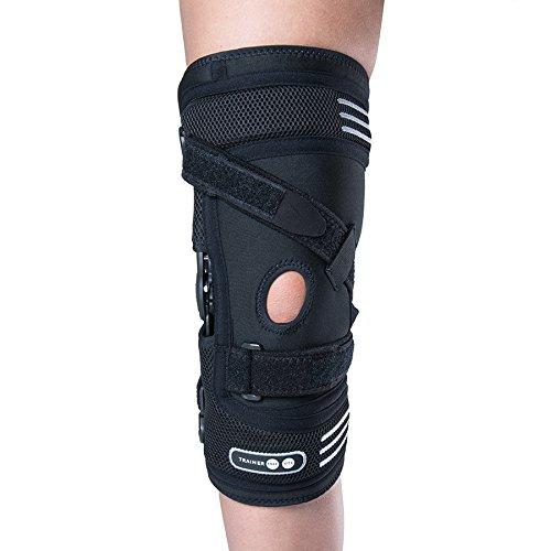 Össur GII Trainer Knieorthese, Farbe:schwarz;Größe / Seite:L / Links