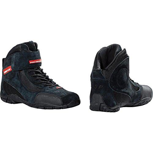 Motorradstiefel Firefox Sport Schuh kurz 1.0 schwarz 43