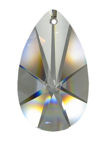 Cristal de style salzbourgeois haut de gamme (30% pbo) découpe soleil (50mm)
