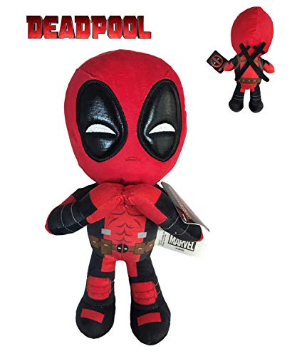 "Marvel - Plush toy DeadPool posture hands heart 12'59""/32cm"