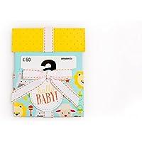 Amazon.de Geschenkgutschein in Geschenkschuber (Hallo Baby) - mit kostenloser Lieferung am nächsten Tag