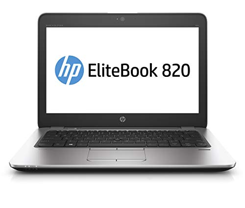 "Notebook HP EliteBook 820 G3 i5-6200U 8Gb 256Gb SSD 12.5"" FHD LED Windows 10 Professional (Ricondizionato Certificato)"