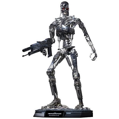 Hot Toys Terminator - The Terminator - T-800 Endoskeleton (Quarter