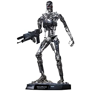Terminator - Endoskeleton Quarter Scale Figure (japan import) 2