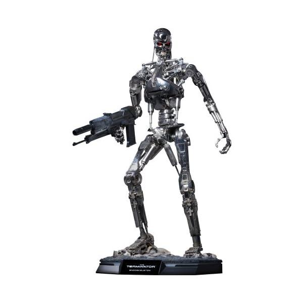 Terminator - Endoskeleton Quarter Scale Figure (japan import) 1