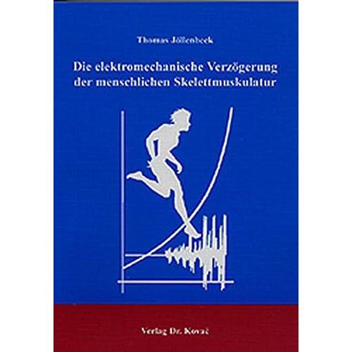 PDF] Die elektromechanische Verzögerung der menschlichen ...