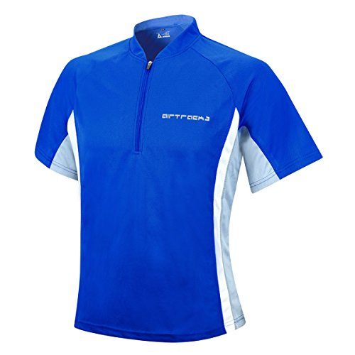 AIRTRACKS FUNKTIONS RUNNING T-SHIRT / LAUFSHIRT / KURZARM - royal-blau - XXL Royals Shirt Jugend