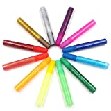 Lyanther Glitter Glue Pen - Couleurs Assorties (Paquet de 10)