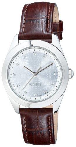 Esprit Ladies Watch Mila Brown A.ES102712004
