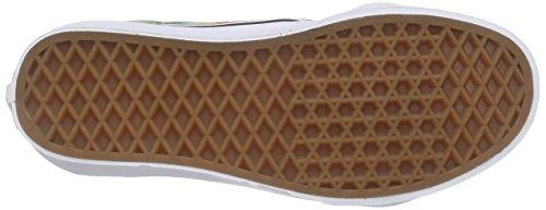 Vans Sk8-hi Reissue Scarpe da Ginnastica Alte, Unisex Adulto Multicolore (digi Aloha/black/true White)