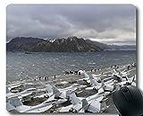 Yanteng Alfombrillas para ratón, portaaviones USS George Washington...