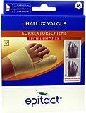 EPITACT Hallux Valgus Korrekturschiene Gr.M 1 Stück