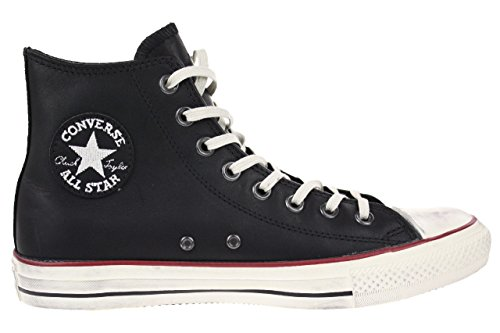 Converse Lederchucks - CT HI 141060C - Black Schwarz