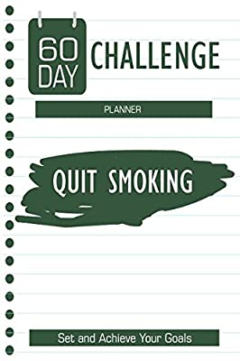 Quit smoking challenge: Planner by Independently published