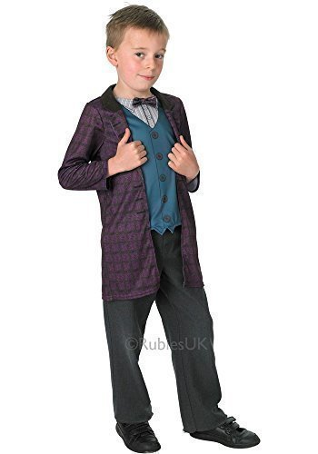 Jungs-Pyjama, offizielles Lizenzprodukt von Dr. Who im Tag-Woche Halloween Kostüm (Outfit Kinder Dr)