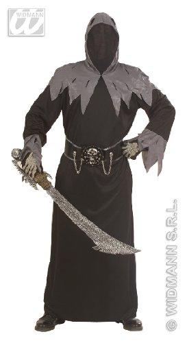 KINDERKOSTÜM - SKULL WARLORD - Größe 158 (Kinder Kostüme Krieger Tod)