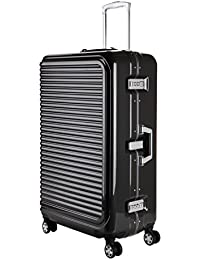 Muto Stealth Airwheel maletín equipaje de mano Maleta viaje color gris oscuro 66cm, TSA, Corea técnicos Marca